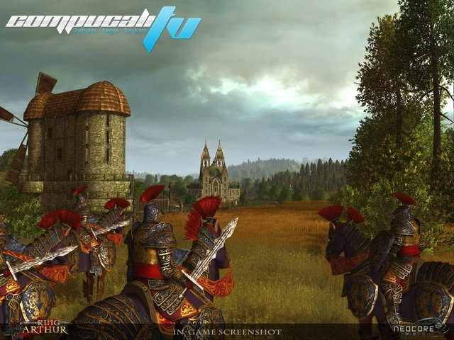 King Arthur The Roleplaying Wargame Collection PC Full Español