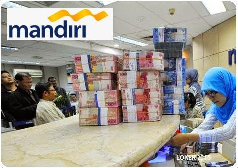 Peluang kerja Bank mandiri terbaru, Info kerja Bank, Lowongan mandiri 2015