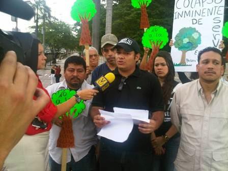 Denuncian ecocidio por ampliación de autopista Francisco Fajardo sector San Pedro