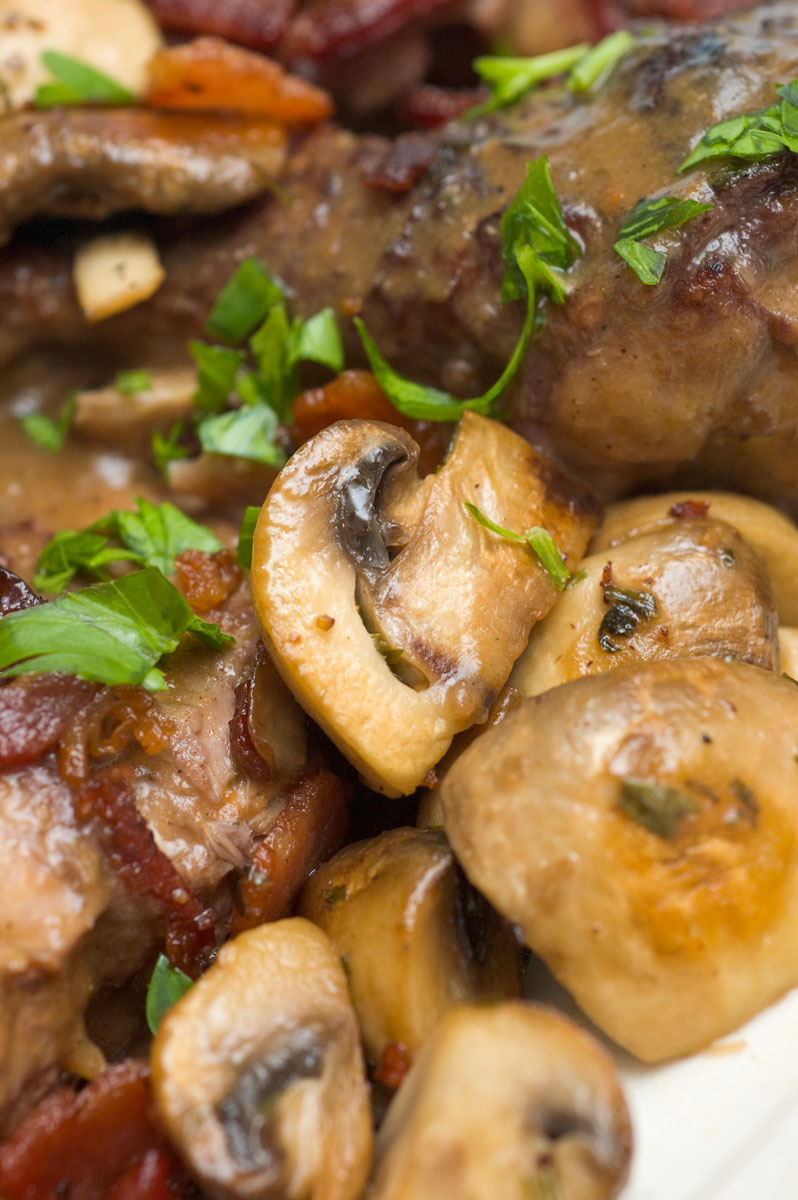 Sugar & Spice by Celeste: Coq Au Vin - Julia Child