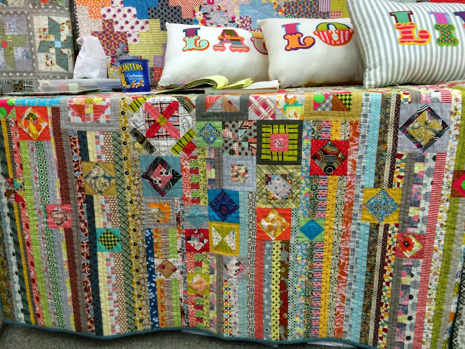the Bear Blog: The Gypsy Wife Quilt : quilt shop white bear lake mn - Adamdwight.com