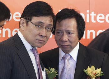 Thomas and Raymond Kwok