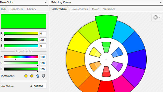 Image Result For Color Matching Tool