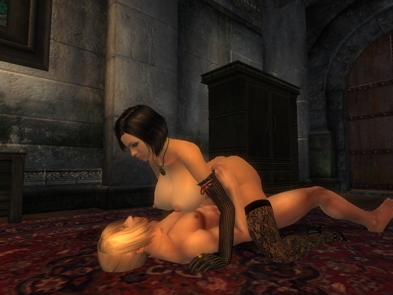 Oblivion sex animation pornos hoe