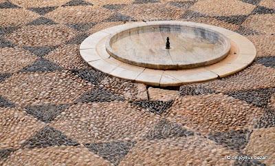 Fontaine à Grenade