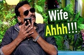 John Vijay!!! Natchathira Jannal