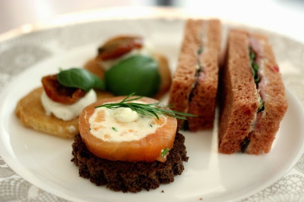 The afternoon tea club 39 s top tips for afternoon tea for Club sandwich fillings for high tea
