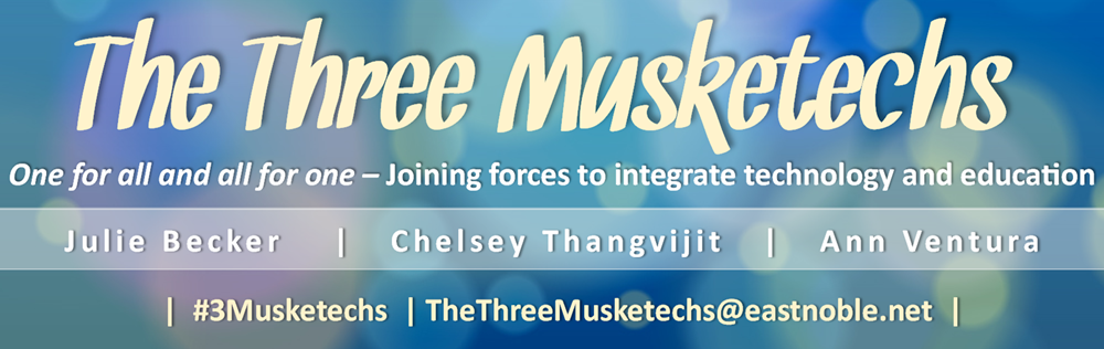The Three Musketechs