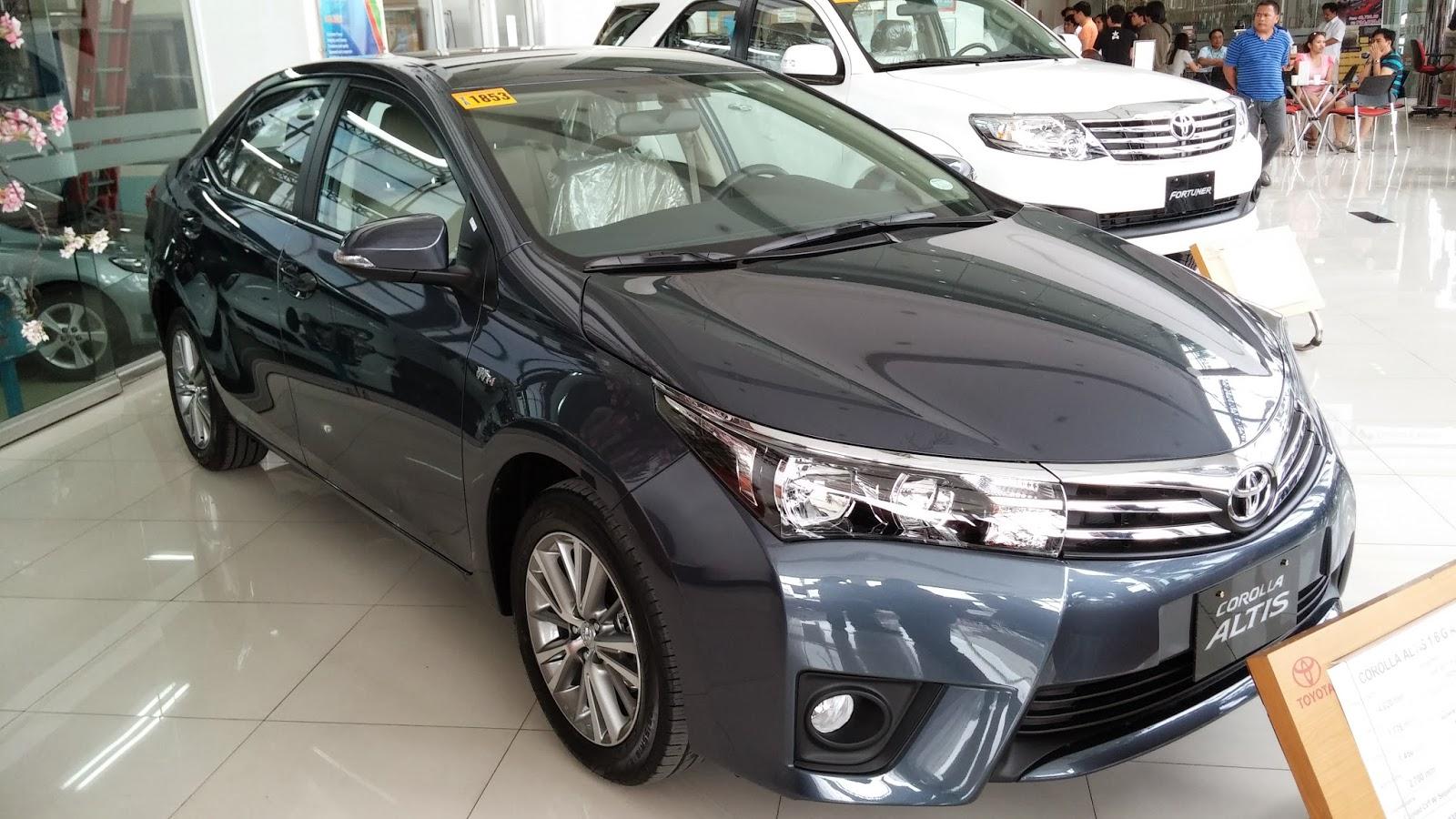 All New Toyota Corolla Altis 2014 ~ Lakbay ATBP