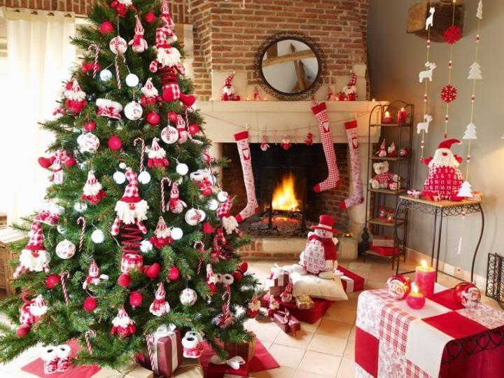 como decorar el arbol para navidad