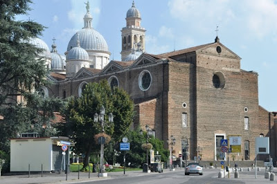 Saint Antonio Cathedral,Padua