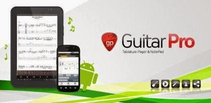 Guitar Pro v1.5.1 for Android Full,Ứng dụng Ghi-ta cho Android
