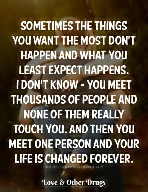 love and other drugs quotes you meet thousands