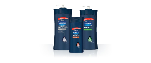 Vaseline Men: Lotion a absorbtion rapide!