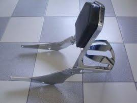 Encosto Traseiro Shadow 750