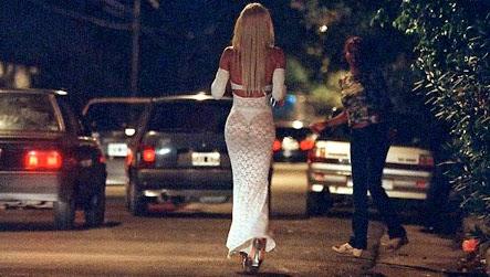prostitución de lujo prostitutas transexuales en la calle