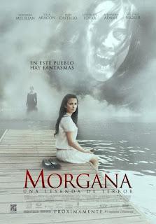 Ver Online: Morgana (Morgana, una leyenda de terror) 2011