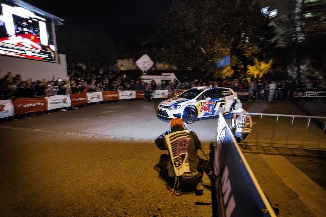 Interview Andreas Mikkelsen – Volkswagen bei der Rallye Portugal (WRC)