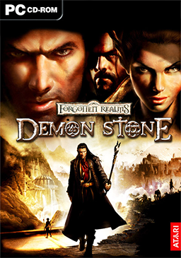 Forgotten Realms Demon Stone Game For Pc