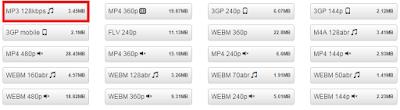 YouTube'da Dinlediğiniz Müzikleri MP3 Formatında İndirin
