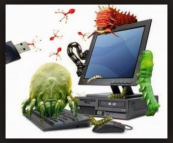 Cara Virus Menyerang Komputer