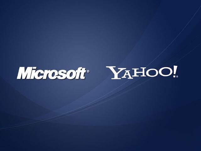 شركة مايكروسوفت تدرس عرض شراء ياهو