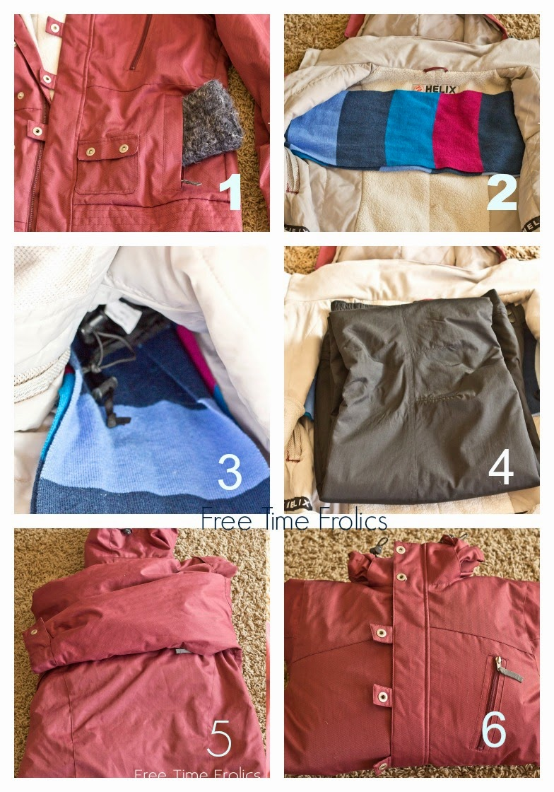www.freetimefrolics.com steps to organize your winter gear