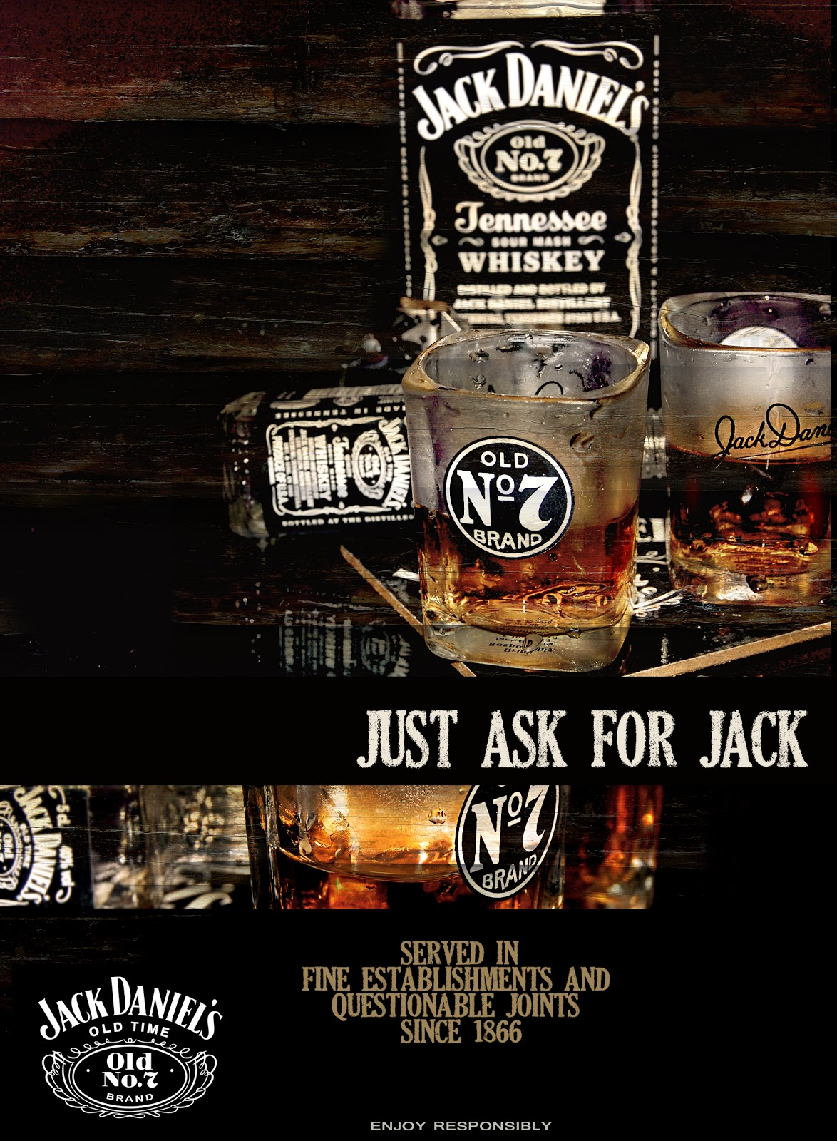 too weird to live too rare to die jack daniel s advert jack daniel s advert