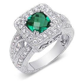 EmeraldRings whitegoldrings gold rings engagementrings goldrings stonerings stonejewellery252842529 - Emerald Rings