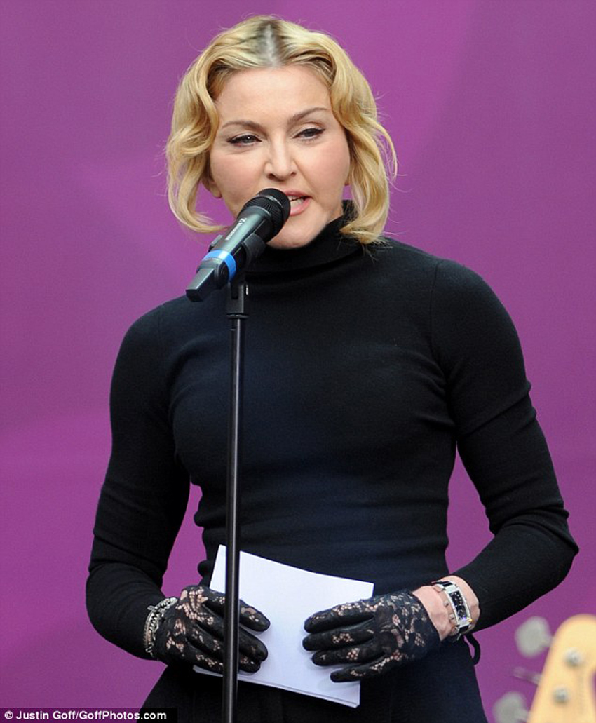 Madonna offers advice on 'The Marriage Ref' - TODAY.com