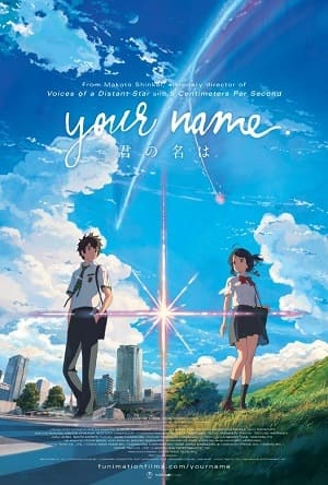 Filme Your Name - Kimi No Na Wa 2017 Torrent