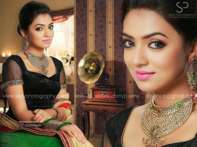 Nazria Nazim Latest Photoshoot