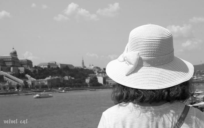 fotografía blanco y negro budapest