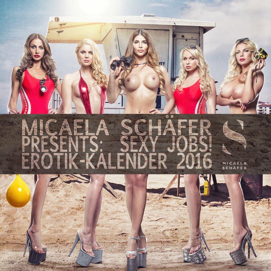 Micaela Schäfer nackt