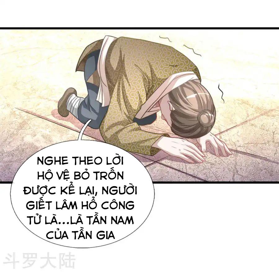Nghịch Thiên Kiếm Thần chap 27 - Trang 10