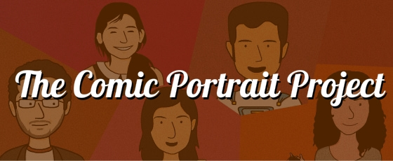 The Comic Portrait Project - get your own customized cartoon portraits!