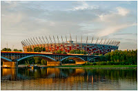 warsawa stadium for euro 2012 wallpaper