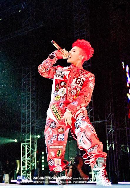 G-Dragon One of a Kind World Tour Seoul- 10