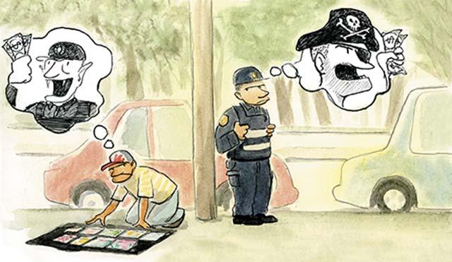 La corrupción vista desde el SAT