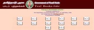 Tamil Nadu Text Book Online Class 5 7 8 9 10 11 12 - www.textbooksonline.tn.nic.in