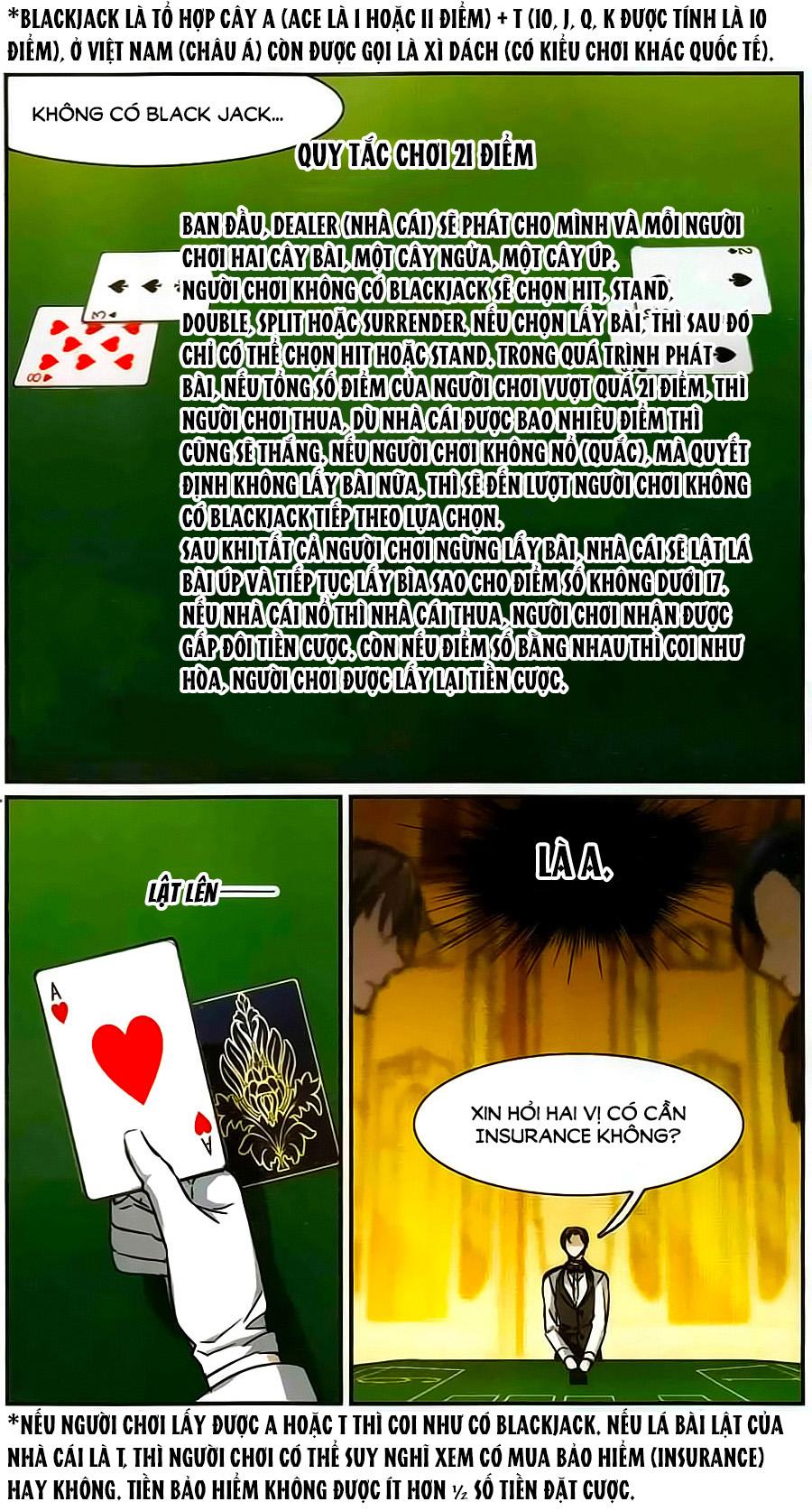 Huyết Tộc Cấm Vực chap 112 Trang 3