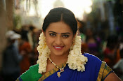 Sri Divya cute in half saree-thumbnail-9
