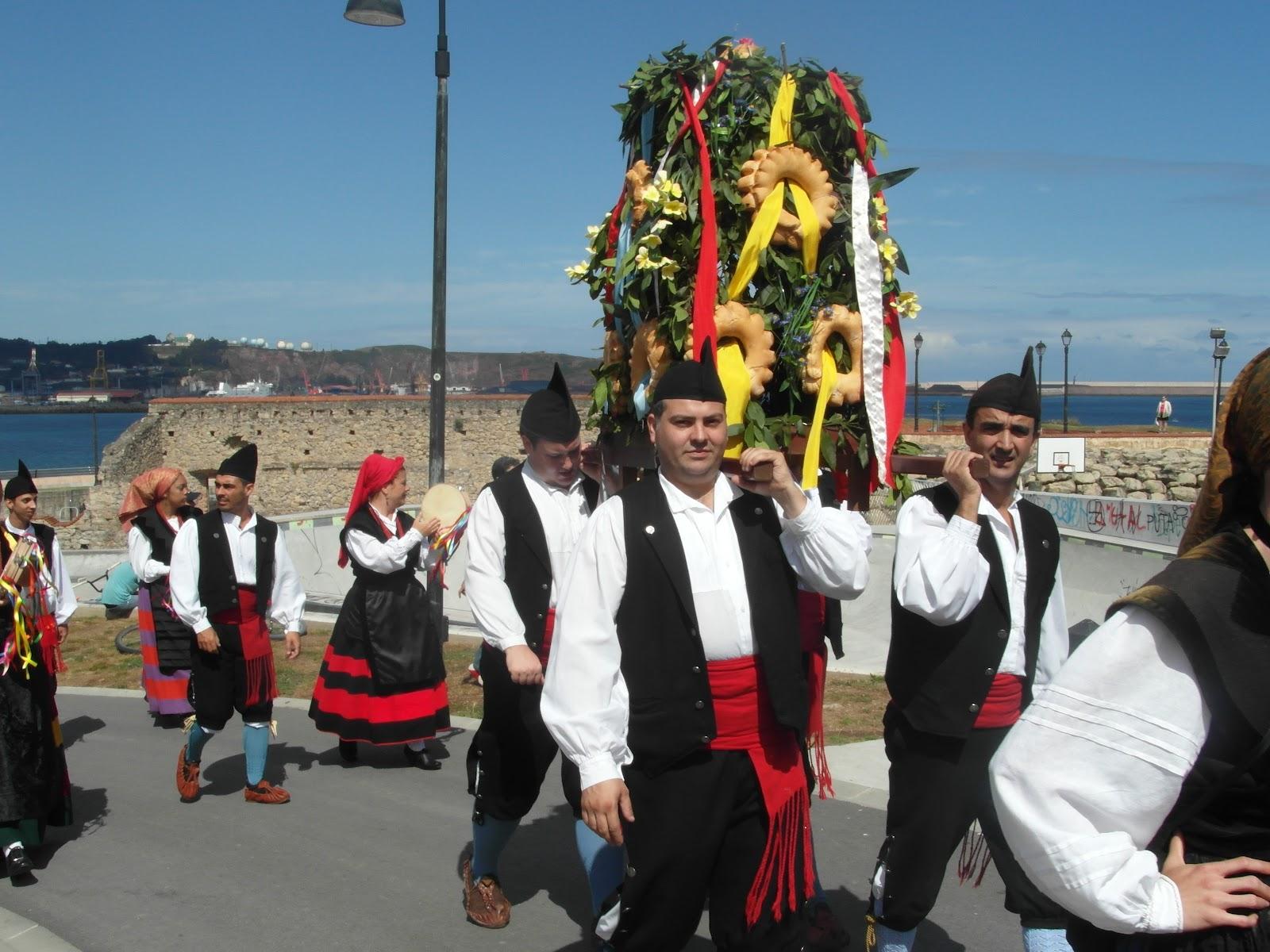 Cultura y folklore espa ol agosto 2012 for Tanatorio jardines de noega