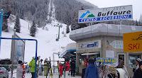 lyžiarske stredisko Buffaure vo Val di Fassa