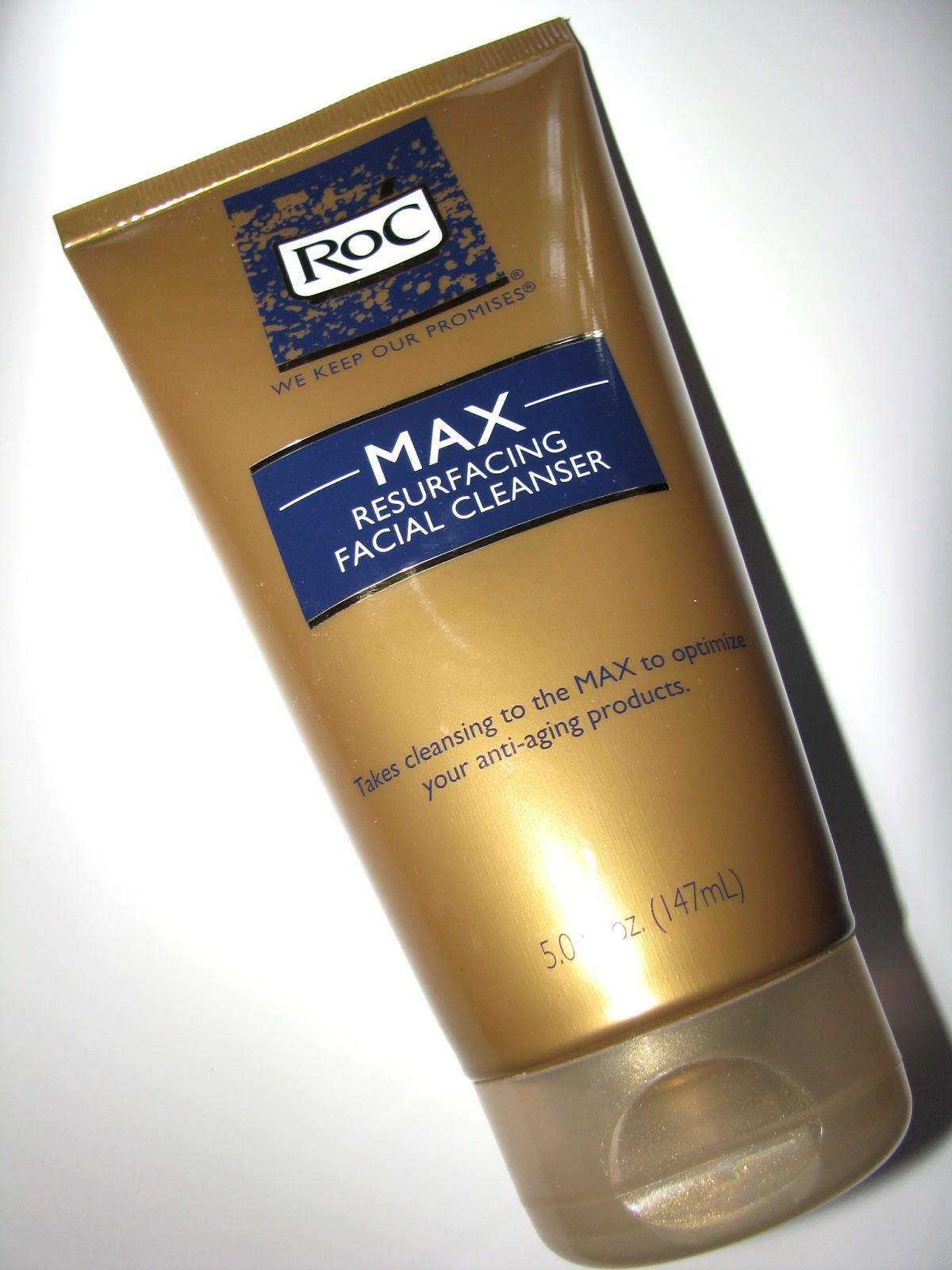 The Beauty Alchemist Roc Max Resurfacing Cleanser
