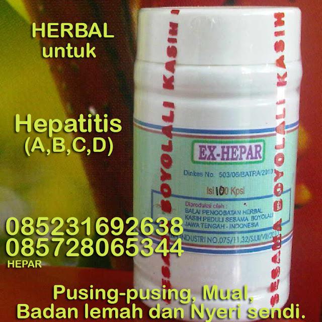 Obat herbal hepatitis 085231692638 atau 085728065344 atau 085728503421 hepar keluargasehat