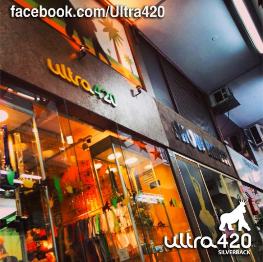 JÁ CONHECE A LOJA FÍSICA DA ULTRA 420 DE SÃO PAULO?