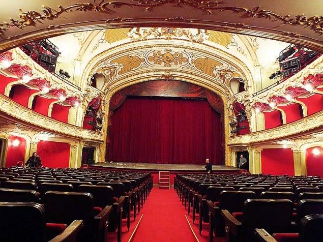 sala mare teatrul national iasi