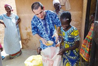 Los misioneros ayudan cada día a miles de niños- Día Universal del Niño