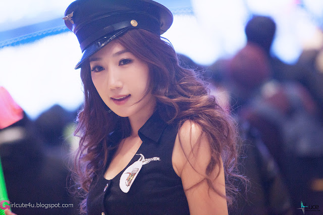 1 Lee Sung Hwa at D&F Festival 2012-Very cute asian girl - girlcute4u.blogspot.com